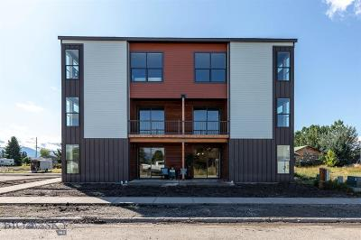 Bozeman Multi Family Home For Sale: 2710 & 2720 Sartain Street