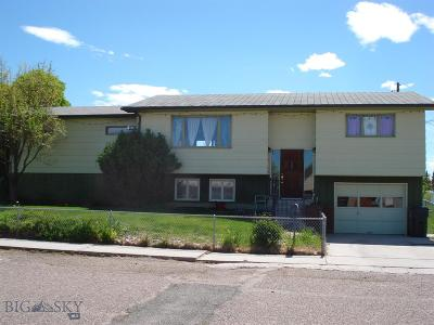 Dillon Single Family Home For Sale: 812 E Orr Street