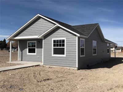 Dillon Single Family Home For Sale: Lot 3b Johnson Avenue