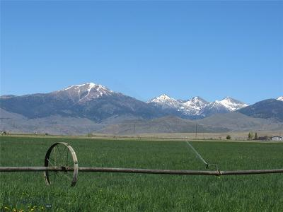 Sheridan Farm For Sale: Tbd Montana State Highway 287 Highway