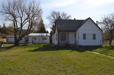 Sheridan Single Family Home For Sale: 207 S Main Street