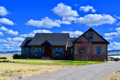 Dillon Single Family Home For Sale: 443 Sweetwater Estates