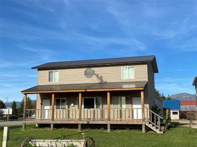 Wisdom Single Family Home For Sale: 103 Pine Street