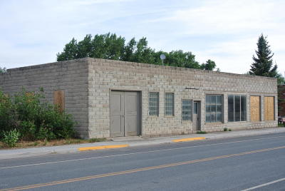 Augusta Commercial For Sale: 206 Main St