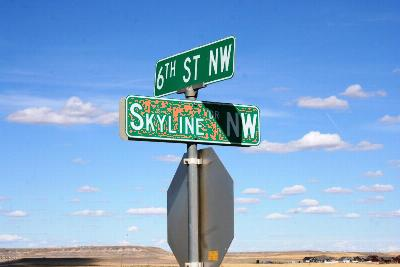 Residential Lots & Land For Sale: # Skyline Dr NW