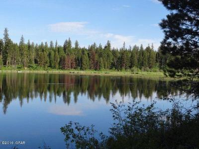 Condon, Potomac, Seeley Lake Residential Lots & Land For Sale: 8523 N Placid Lake Rd