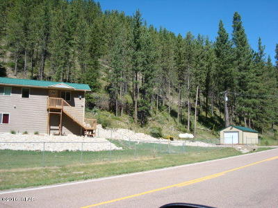 Monarch Single Family Home For Sale: 5082 Us Hwy 89