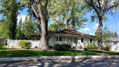 Choteau Single Family Home For Sale: 16 4th Ave SW