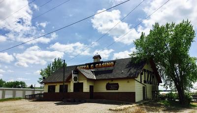 Fort Benton Commercial For Sale: 1050 22nd St