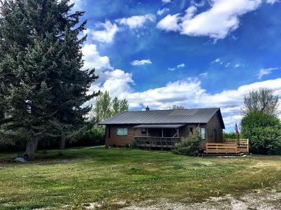 Choteau Single Family Home For Sale: 3981 Highway 89 S