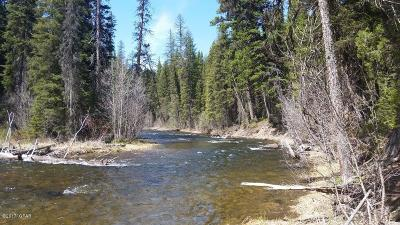 Condon, Potomac, Seeley Lake Residential Lots & Land For Sale: NHN Hwy 83