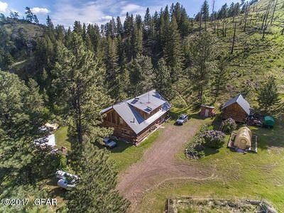 Cascade County, Lewis & Clark County, Lewis And Clark County, Teton County Single Family Home For Sale: 135 Box Canyon Ln