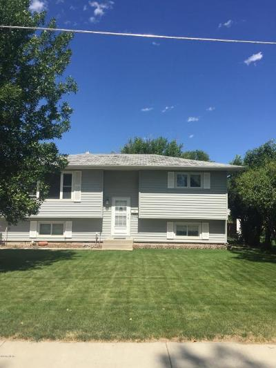 Conrad Single Family Home For Sale: 1005 4th Ave SW