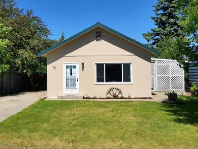 Cut Bank Single Family Home For Sale: 30 5th Ave SE
