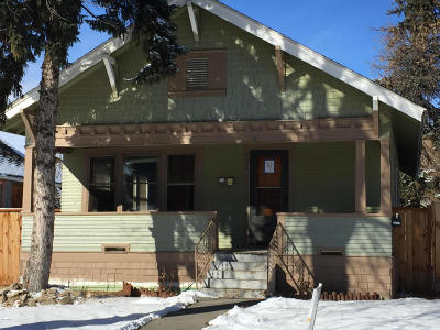 Cascade County, Lewis And Clark County, Teton County Multi Family Home For Sale: 1917 6th Ave N