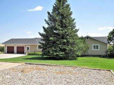 Great Falls Single Family Home For Sale: 2 Meadowlark Ridge