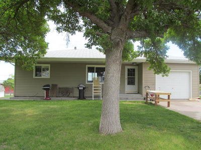 Cascade  Single Family Home For Sale: 316 2nd St N