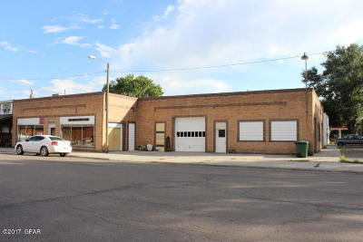 Fort Benton Commercial For Sale: 810 14th St