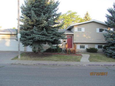 Great Falls Single Family Home For Sale: 104 19 St S