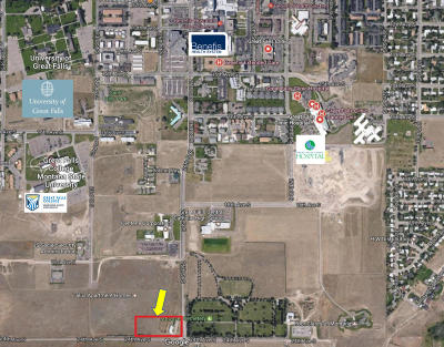 Great Falls Residential Lots & Land For Sale: 2324 26th St S