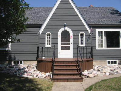 Choteau Single Family Home For Sale: 31 3 Ave SW