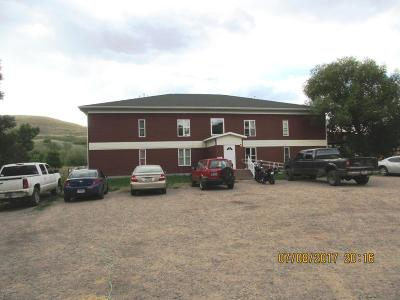 Cascade County, Lewis And Clark County, Teton County Multi Family Home For Sale: 211 Castner St