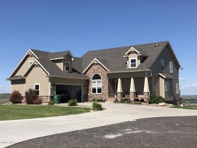 Great Falls Single Family Home For Sale: 89 Bend View Ln Ln