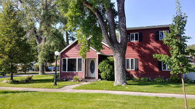 Choteau Single Family Home For Sale: 38 2nd Ave SW