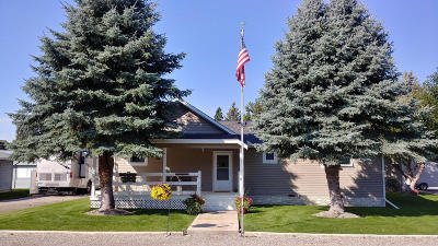 Choteau Single Family Home For Sale: 206 3rd Ave SW