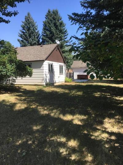Choteau Single Family Home For Sale: 303 3rd Ave SW