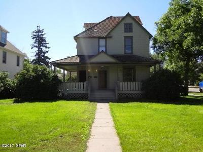 Cascade County, Lewis And Clark County, Teton County Multi Family Home For Sale: 800 5th Ave N