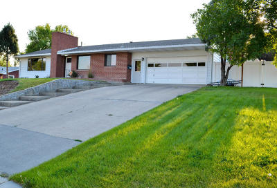 Great Falls Single Family Home For Sale: 2300 5th St NW