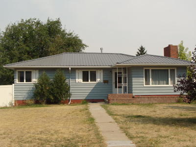 Great Falls Single Family Home For Sale: 3915 7th Ave S