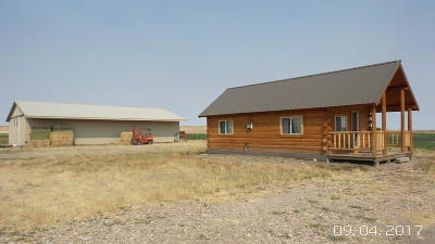 Vaughn Single Family Home For Sale: 517 Us Hwy 89