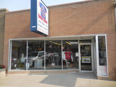 Cut Bank Commercial For Sale: 15 S Central Ave