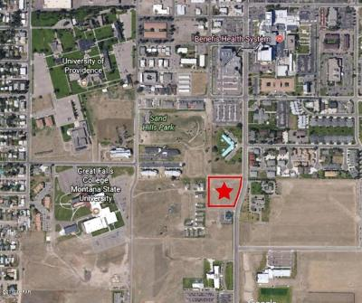 Great Falls Residential Lots & Land For Sale: 2511 Bobcat Way