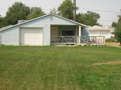 Conrad Single Family Home For Sale: 308 Delaware St S