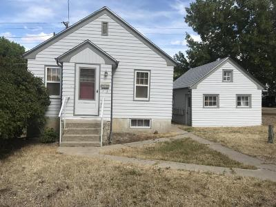 Cascade County, Lewis And Clark County, Teton County Multi Family Home For Sale: 1705/1707 2 Ave S