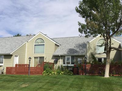 Cascade County, Lewis And Clark County, Teton County Condo/Townhouse For Sale: 354 Lamplighter Lane Ln