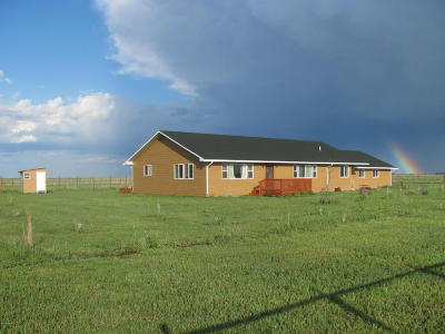 Choteau Single Family Home For Sale: 97 Othala Ln