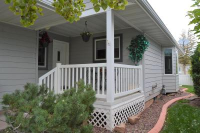 Cascade County, Lewis And Clark County, Teton County Condo/Townhouse For Sale: 3209 Wild Rose Ln