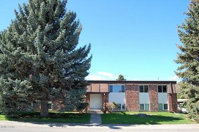 Cascade County, Lewis And Clark County, Teton County Condo/Townhouse For Sale: 1921 14th Ave S #8