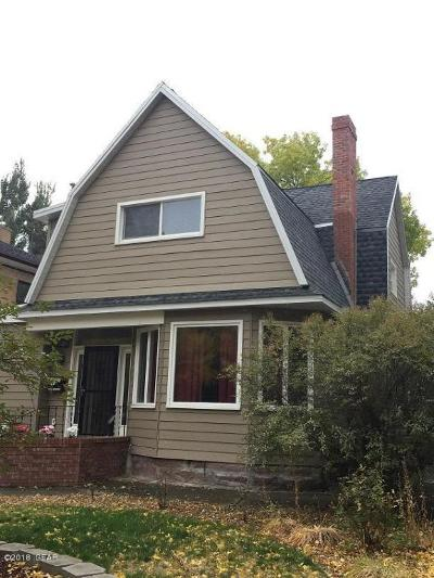 Great Falls Single Family Home For Sale: 212 3rd Ave N