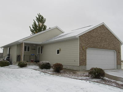 Cascade County, Lewis And Clark County, Teton County Condo/Townhouse For Sale: 2408 Badger Way