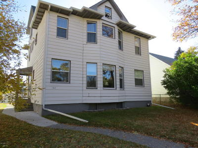 Multi Family Home For Sale: 1104 3rd Ave N #1-4