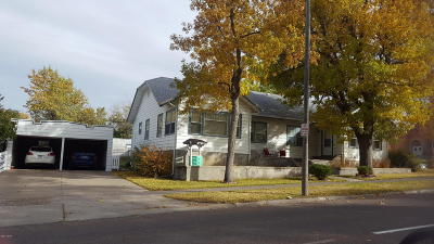 Cascade County, Lewis And Clark County, Teton County Multi Family Home For Sale: 301 & 305 25 St N