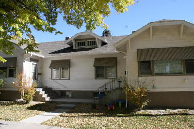Great Falls Multi Family Home For Sale: 9 & 11 16th St S