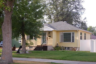Great Falls Single Family Home For Sale: 1609 2nd Ave So