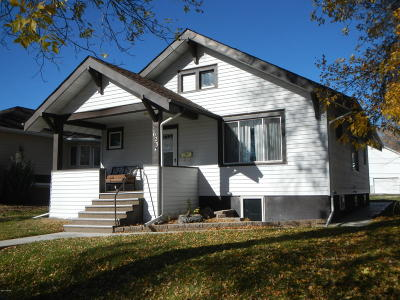 Great Falls Single Family Home For Sale: 1623 Central Ave