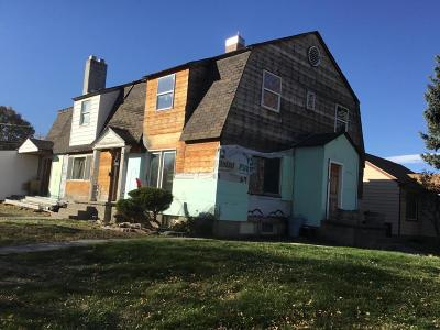 Multi Family Home For Sale: 4 & 6 20th St S